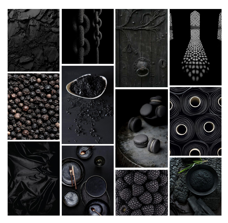 Psychologie des couleurs : le noir