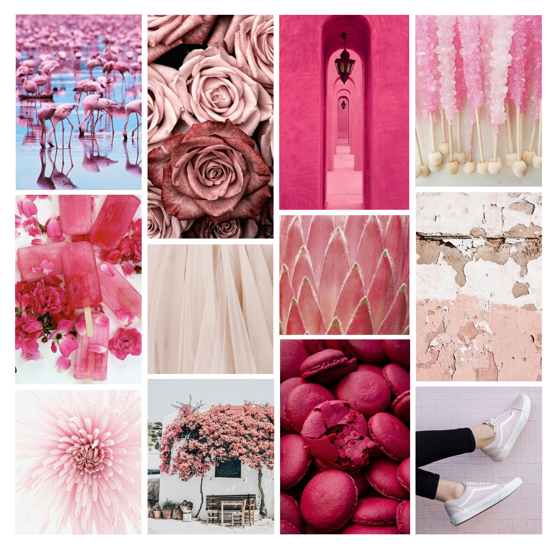 Psychologie des couleurs : le rose